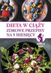 Książka dla diety w ciąży