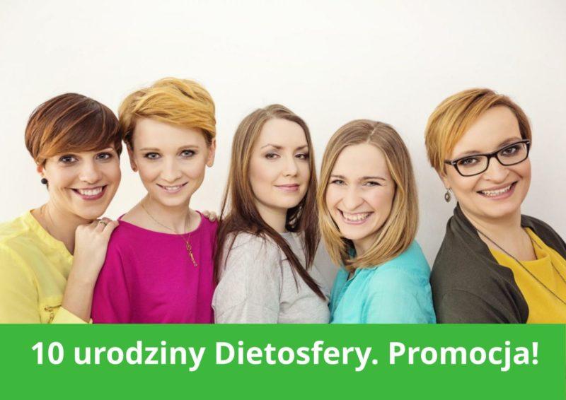 10 Urodziny Dietosfery