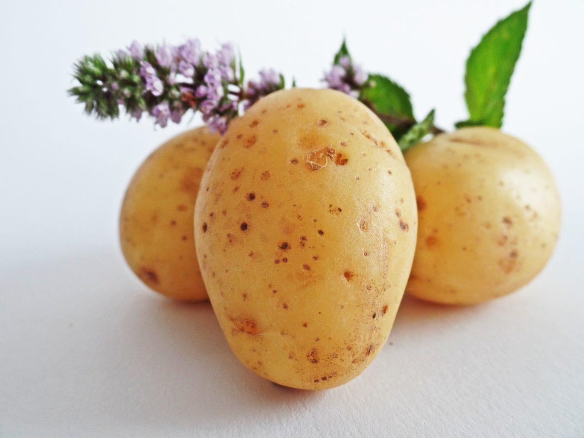 Ziemniaki na zdrowej diecie odchudzającej