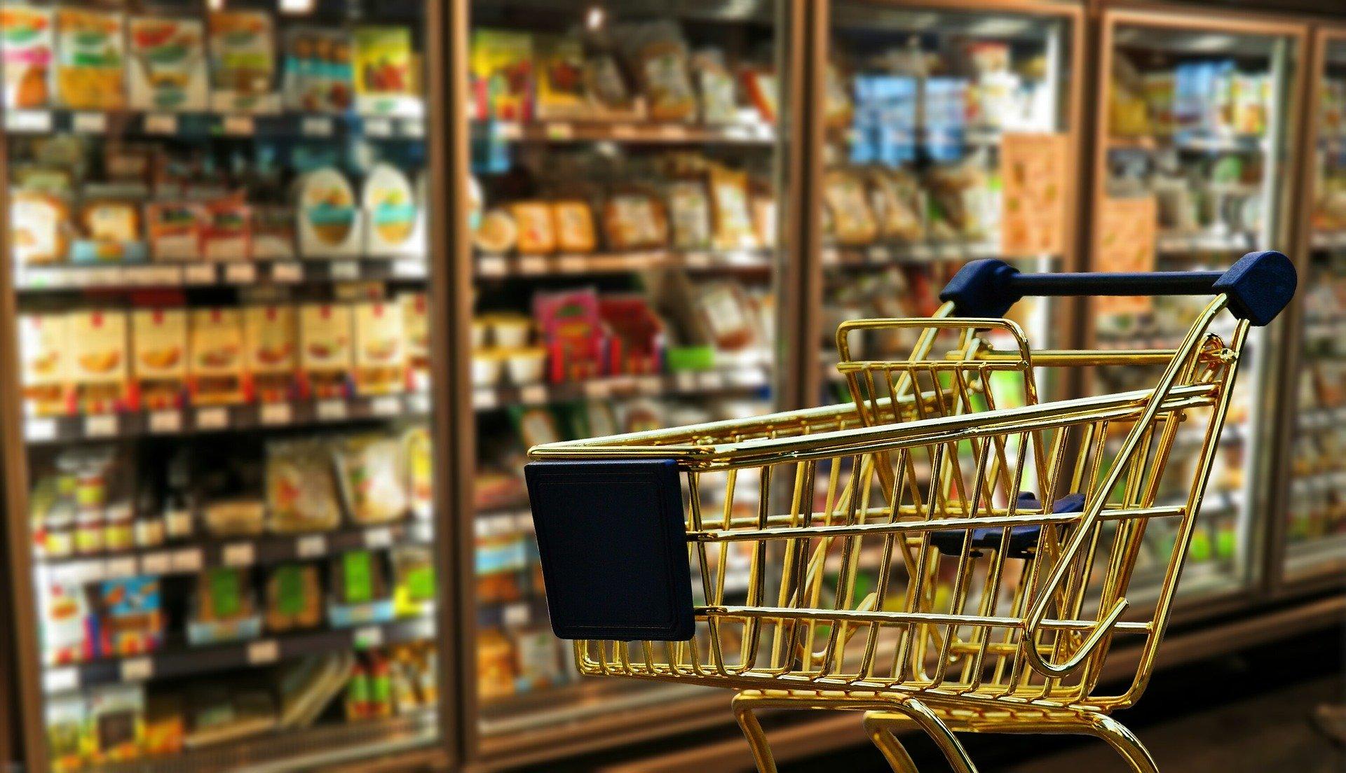 Informacje na opakowaniach produktów